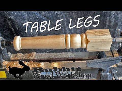 Table Leg for a Coffee Table part 1