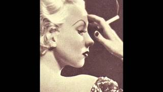 Two cigarettes in the dark - Johnny Green and his Orchestra - 1934