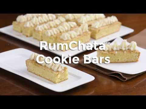 RumChata™ Cookie Bars
