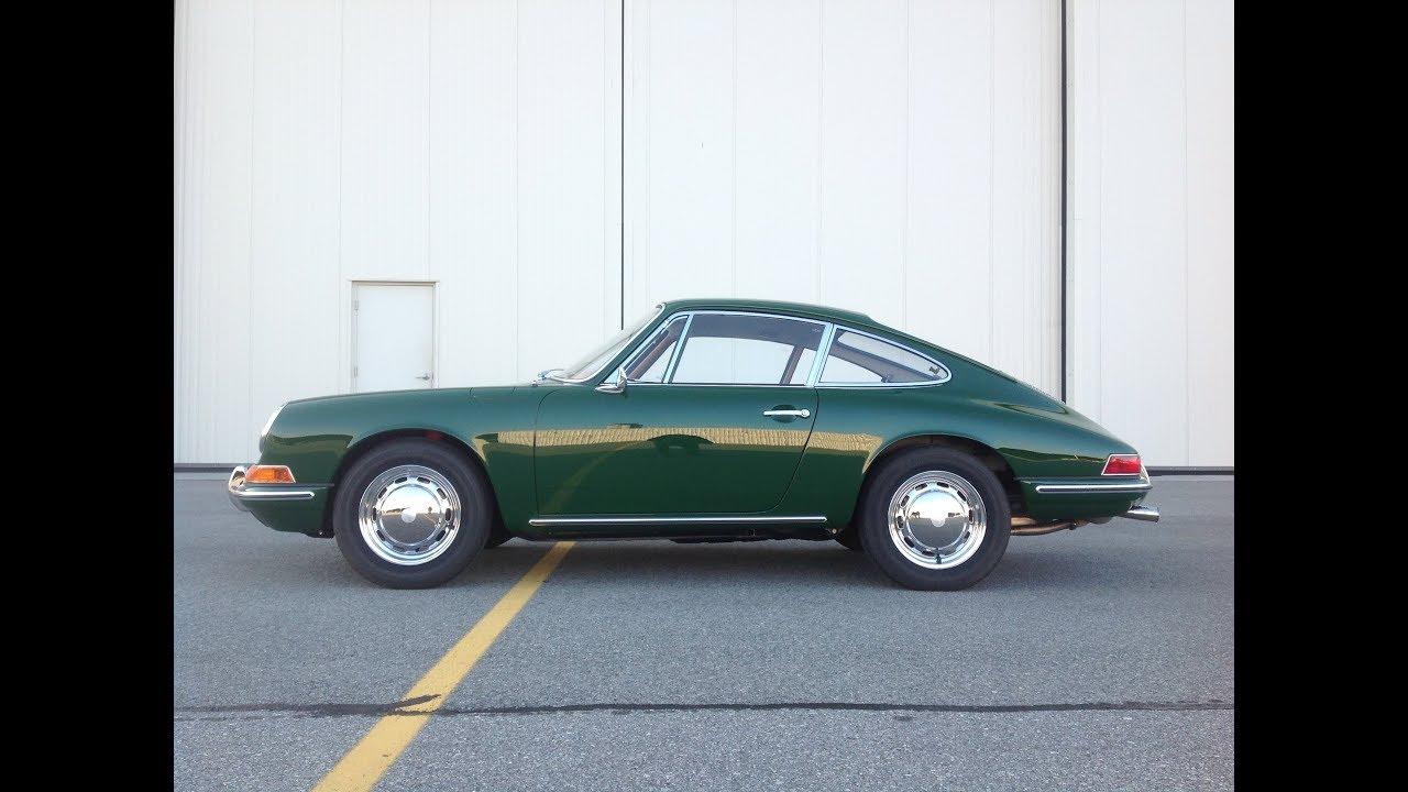 1964 Porsche 901/911, The first generation - YouTube