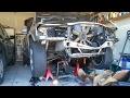 1981-1985 Mercedes W126 300SD W123 300D Transmission removal/ ?????? ???????