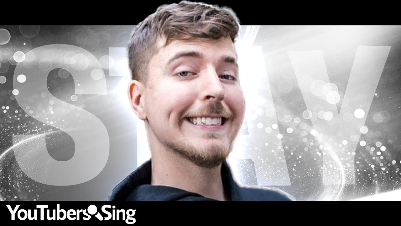MrBeast Sings Stay