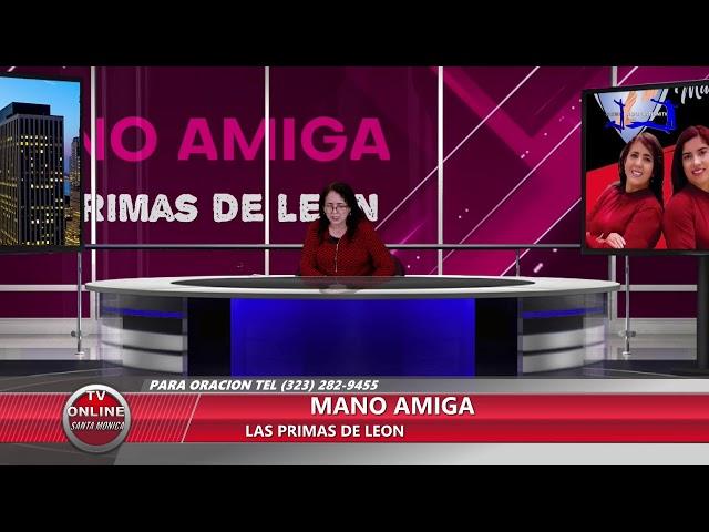 MANO AMIGA