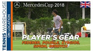 TW at Mercedes Cup: Roger Federer, Nick Kyrgios + more ATP Tennis Players
