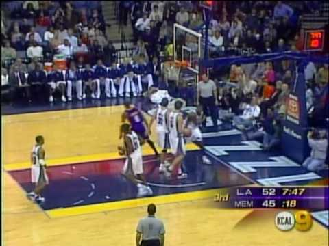 KOBE DUNKS ON EDDIE JONES [OWNAGE]