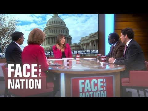 Face The Nation - Jamelle Bouie, Matt Viser, Ramesh Ponnuru