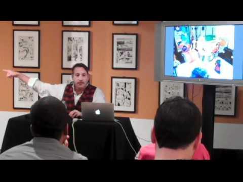 MoCCA Thursdays: Chip Kidd Talks Bat-Manga, Part 3