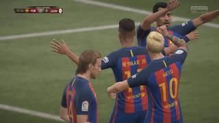 FIFA 18 - FCSB vs Gaz Metan Medias