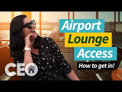 The Easiest Way To Get Airport Lounge Access