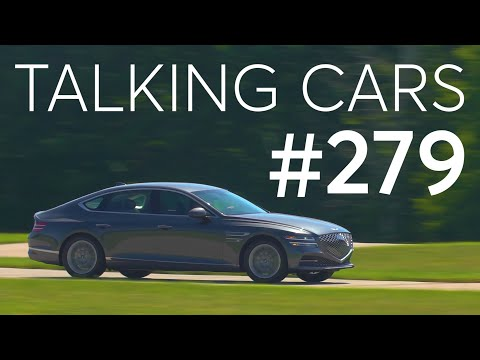 2021 Genesis G80 First Impressions; Nitrogen in Tires: Is It Worth the Cost? | Talking Cars #279