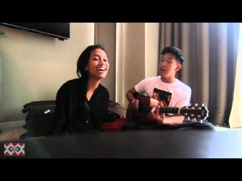 Everything - Michael Buble cover by Hanie Soraya & Aziz Harun (Fun Cover)