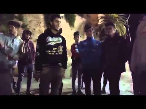 DOLLAR VS JEFE YISUS - BATALLÓN - VIDEO OFICIAL