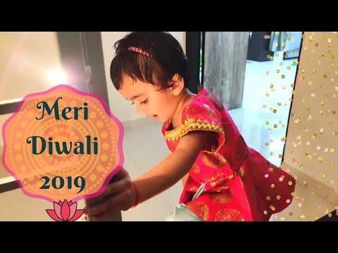 meri-diwali-2019-|-2-yr-old-diwali-activities