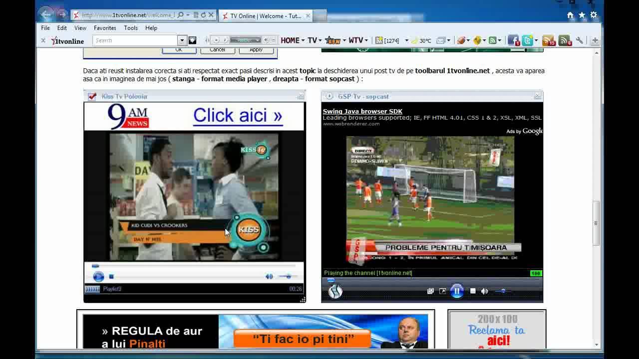 sopcast 2011 gratuit