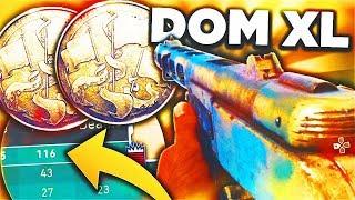 "116 KILLS ""V2 ROCKET"" in The NEW GAMEMODE! (DOMINATION XL) - COD WW2!"