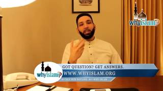 What s Your Goal Imam Omar Suleiman talks about his goal in life Thumbnail