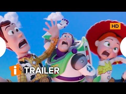 Toy Story 4 Teaser Trailer Dublado Youtube