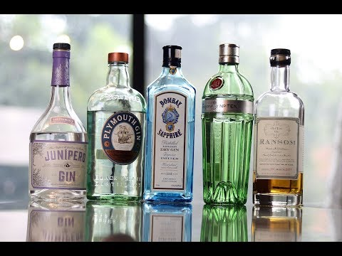 Gin Collection - Top 5 Diverse Picks
