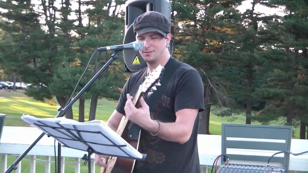 Josh Logan @ The Derryfield *Songs 8*