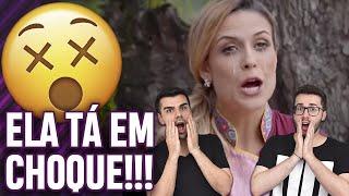BECA MILANO É ROUBADA NA FABRICA DE CASAMENTOS DO SBT! | Virou Festa
