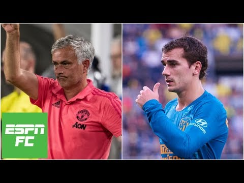 Jose Mourinho back to Real Madrid? Antoine Griezmann to PSG? | Transfer Rater