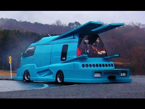 【搬出動画⑥】 エキサイトキング バニング VIPカー シャコタン 車高短 Lowered exhaust Low car