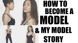 How to become a model! | My modelling story
