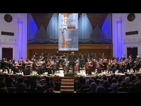 Մեկնարկեց «Երևանյան հեռանկարներ» 13-րդ միջազգային երաժշտական փառատոնը