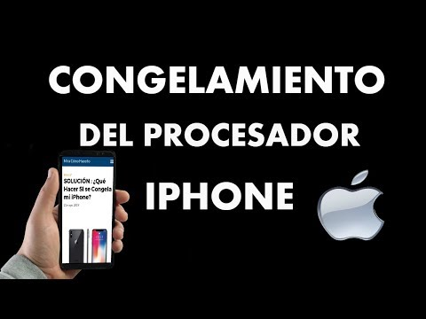 SOLUCIÓN - ¿Qué Hacer SI se Congela mi iPhone?