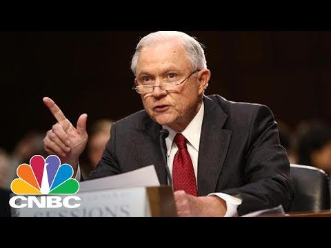 AG Sessions: Executive Privilege Not Waived In Closed Session | CNBC
