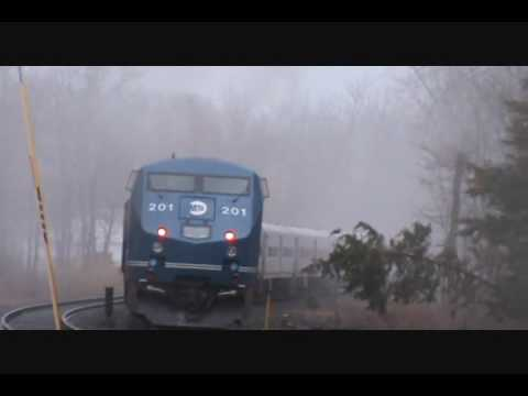 Metro-North Harlem Line - Dover Area 03-29-2010