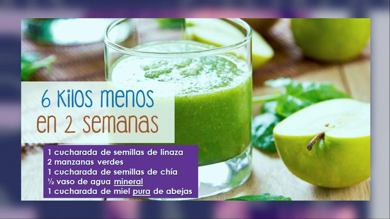 Dieta del jugo verde