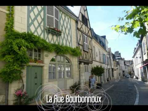Bourges patrimoine 2016 office de tourisme de bourges youtube - Office de tourisme bourges ...