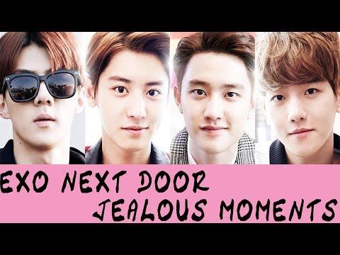 EXO NEXT DOOR JEALOUS MOMENTS