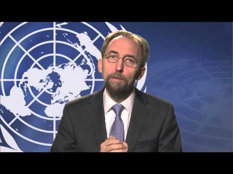 FRC 2014: Video message by UN High Commissioner Prince Zeid Ra'ad Al Hussein