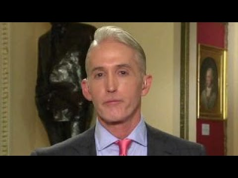 Gowdy on questioning the FBI chief of staff and Lewandowski