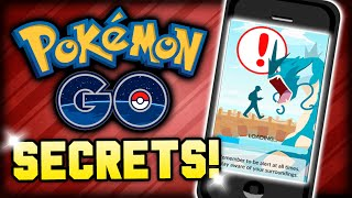 Pokemon GO! The BEST Secret Tips and Tricks! Easily Catching Pokemon And More!