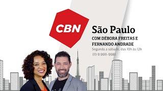 CBN São Paulo - 24/06/2021