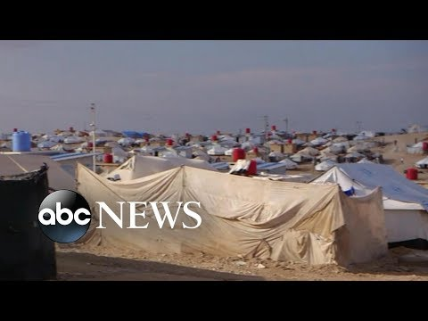 World View: Inside a Syrian refugee camp, tensions rise in Venezuela and more
