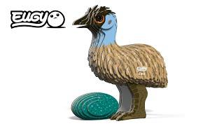 How to build: 057 Emu EUGY