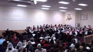 Радуйтесь Все (Carol of the Bells) -Youth of Golgotha 12-24-12