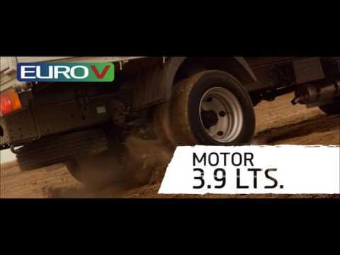 Camiones Hyundai Autosummit modelo EX9