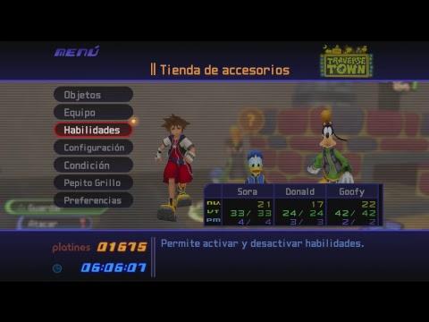 Kingdom Hearts #2 - En Espera De Kingdom Hearts 3