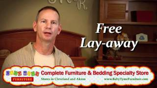 Cleveland Baby Furniture - Crib - Toddler Bed - Kids Bedding - Nursery Furniture - Berg's Baby
