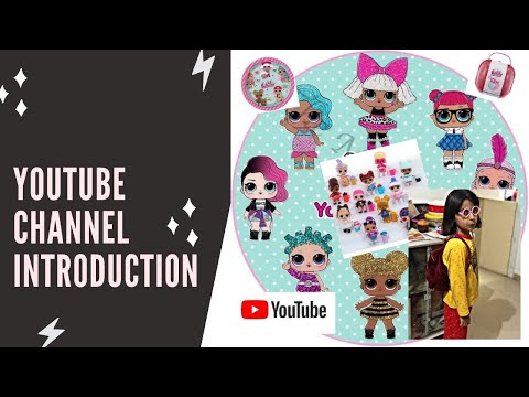 Introduction - Ami youtube channel ( child Model & artist )