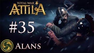 Total War: Attila - Alans - Assault on Carthage