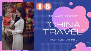 CHINA MARKET FOOD SHOPPING🥓🍚🍜🥼👔👗👚👘👕 | TRAVEL VLOG 15 | INDIAN VLOGGER LIFE IN CHINA