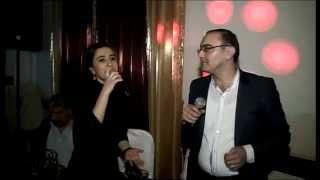 Leyla  Tural Agdamli - Darixdim  Vertioz ansambli (2015) #turalagdamli