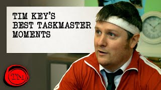 Tim Key's Best Taskmaster Moments
