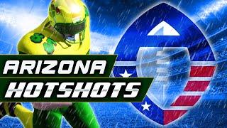 Backbreaker AAF Football League   Arizona Hotshots Football Team Needs